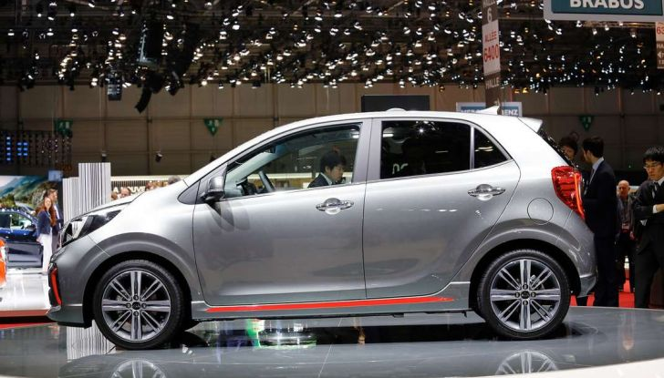 Nuova Kia Picanto, dettagli e caratteristiche tecniche della terza generazione - Foto 9 di 24