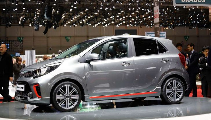 Nuova Kia Picanto, dettagli e caratteristiche tecniche della terza generazione - Foto 10 di 24