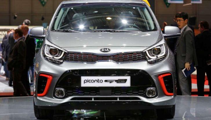 Nuova Kia Picanto, dettagli e caratteristiche tecniche della terza generazione - Foto 16 di 24