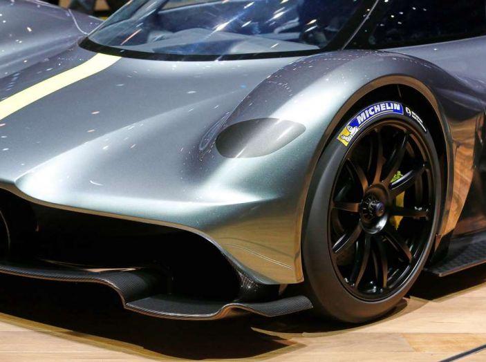 Aston Martin Valkyrie - Foto 3 di 12