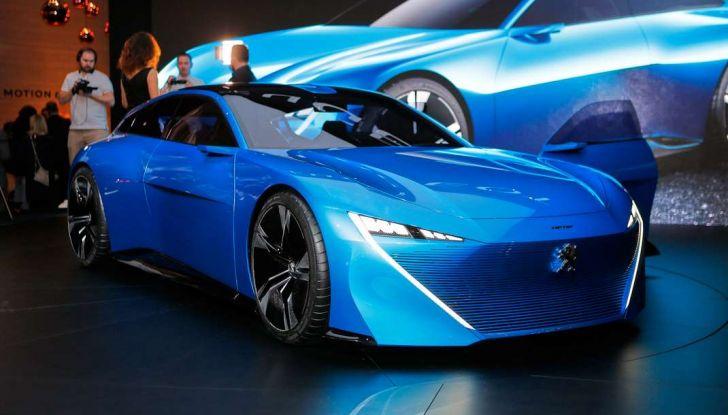 Peugeot Instinct Concept: la libertà di osare è al Salone di Ginevra 2017 - Foto 4 di 24