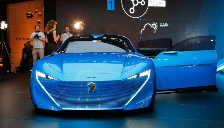 Peugeot Instinct Concept: la libertà di osare è al Salone di Ginevra 2017 - Foto 2 di 24