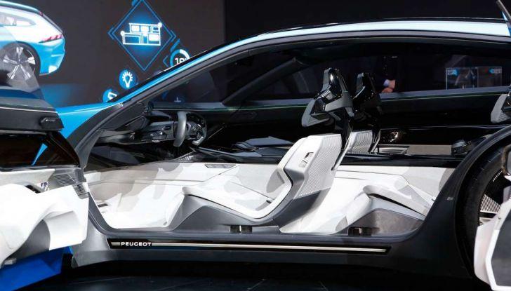 Peugeot Instinct Concept: la libertà di osare è al Salone di Ginevra 2017 - Foto 7 di 24