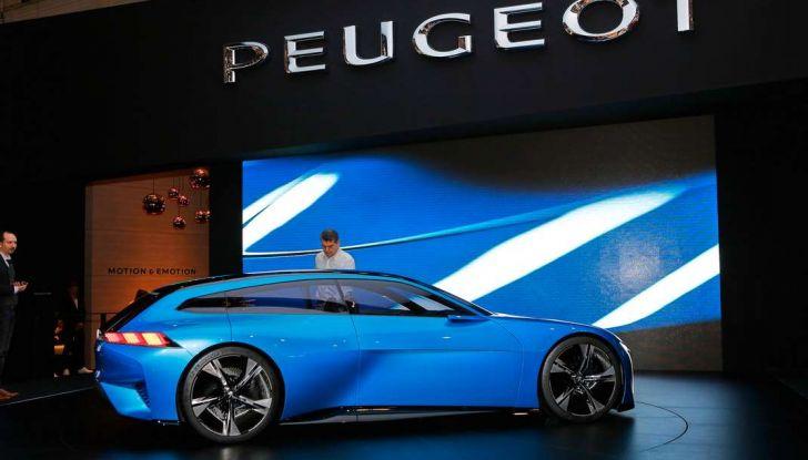 Peugeot Instinct Concept: la libertà di osare è al Salone di Ginevra 2017 - Foto 18 di 24
