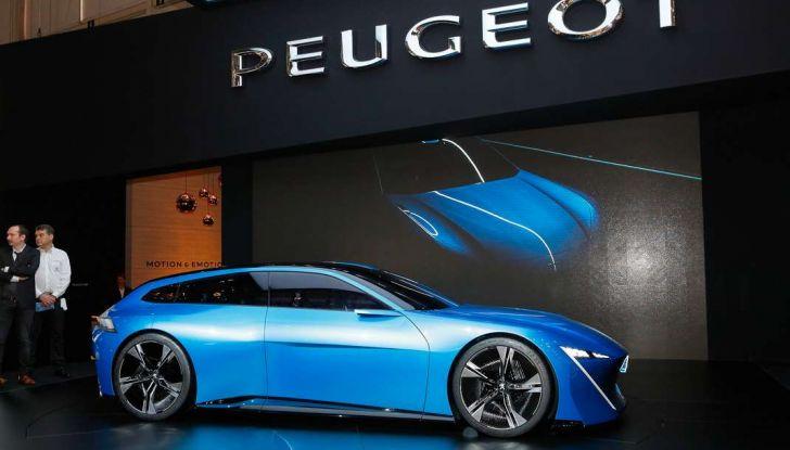 Peugeot Instinct Concept: la libertà di osare è al Salone di Ginevra 2017 - Foto 19 di 24