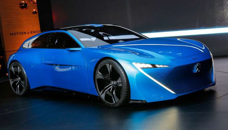 Peugeot Instinct Concept: la libertà di osare è al Salone di Ginevra 2017 - Foto 20 di 24
