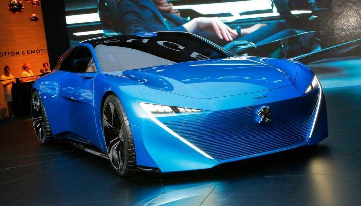 Peugeot Instinct Concept: la libertà di osare è al Salone di Ginevra 2017 - Foto 21 di 24