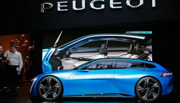 Peugeot Instinct Concept: la libertà di osare è al Salone di Ginevra 2017 - Foto 23 di 24