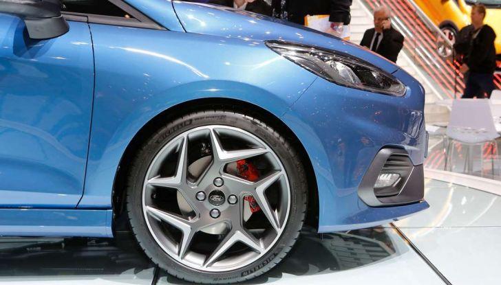 Nuova Ford Fiesta ST, debutta la nuova generazione - Foto 4 di 12