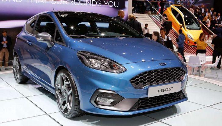 Nuova Ford Fiesta ST, debutta la nuova generazione - Foto 1 di 12