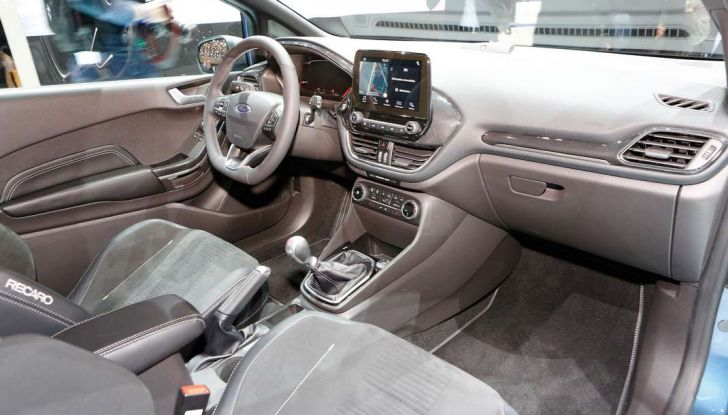 Nuova Ford Fiesta ST, debutta la nuova generazione - Foto 12 di 12