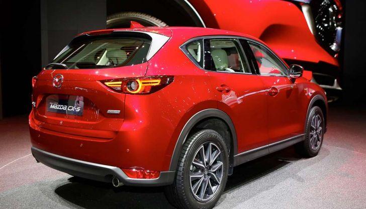 Mazda CX-5 2017: il nuovo SUV coupé in stile Kodo - Foto 6 di 19