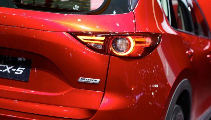 Mazda CX-5 2017: il nuovo SUV coupé in stile Kodo - Foto 11 di 19