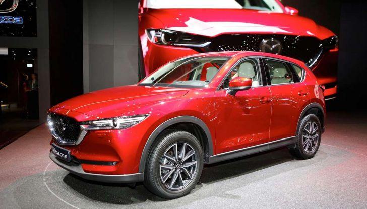Mazda CX-5 2017: il nuovo SUV coupé in stile Kodo - Foto 2 di 19