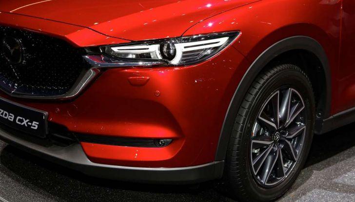 Mazda CX-5 2017: il nuovo SUV coupé in stile Kodo - Foto 4 di 19