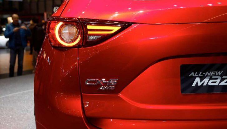 Mazda CX-5 2017: il nuovo SUV coupé in stile Kodo - Foto 19 di 19