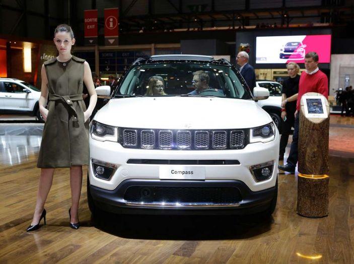 Nuova Jeep Compass, svelato il SUV compatto di Jeep - Foto 2 di 10