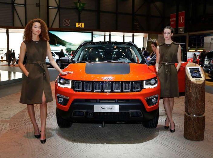 Nuova Jeep Compass, svelato il SUV compatto di Jeep - Foto 6 di 10
