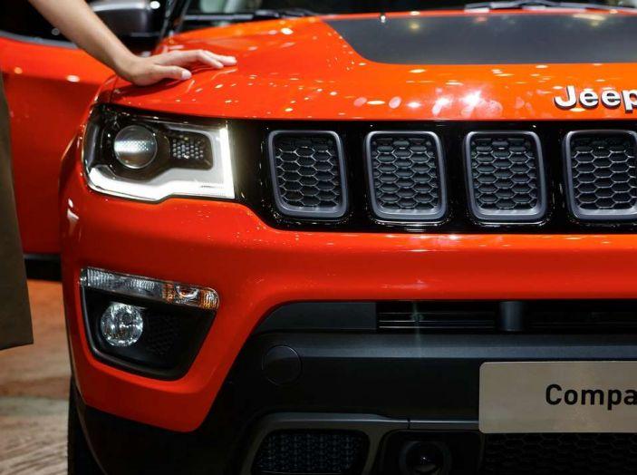 Nuova Jeep Compass, svelato il SUV compatto di Jeep - Foto 3 di 10