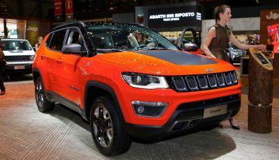 Nuova Jeep Compass, svelato il SUV compatto di Jeep