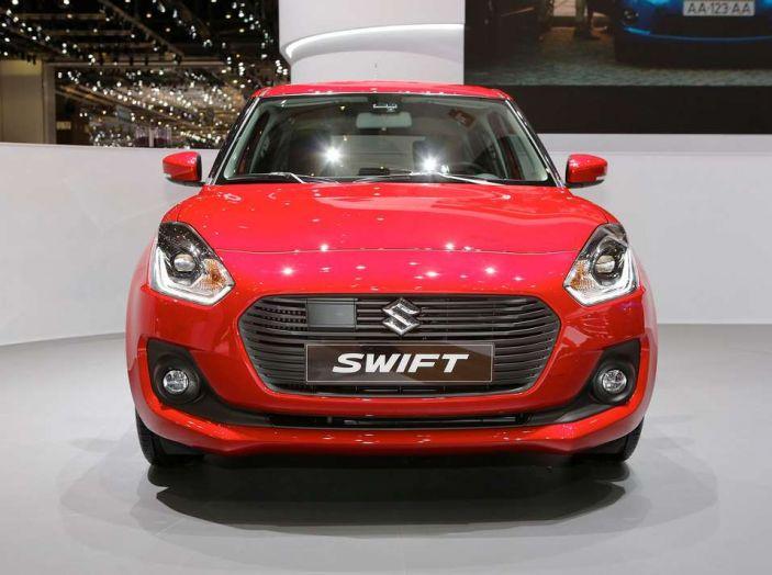 Nuova Suzuki Swift 2017, motorizzazioni e dati tecnici - Foto 2 di 13