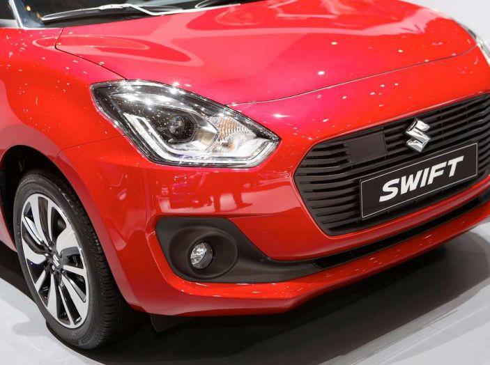 Nuova Suzuki Swift 2017, motorizzazioni e dati tecnici - Foto 6 di 13