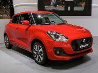 Nuova Suzuki Swift 2017, motorizzazioni e dati tecnici