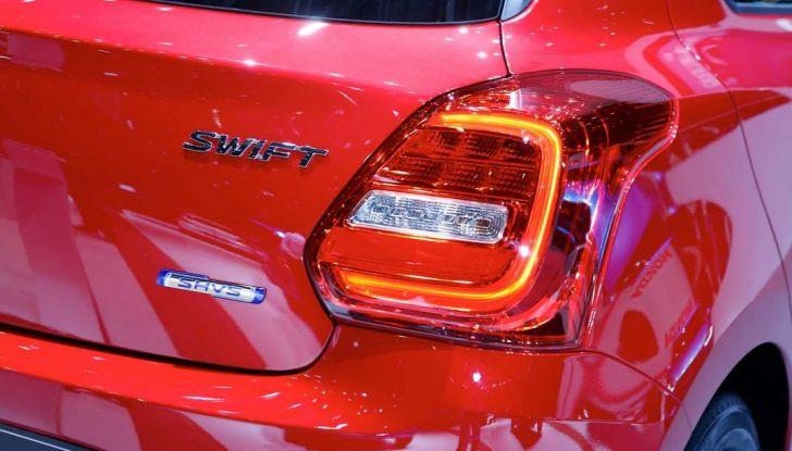 Nuova Suzuki Swift 2017, motorizzazioni e dati tecnici - Foto 9 di 13