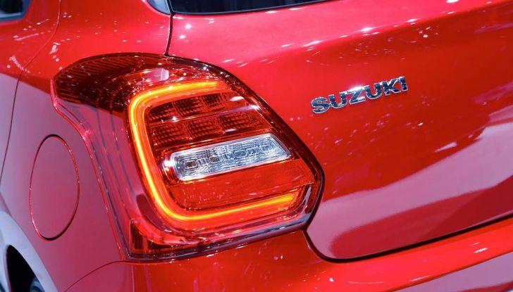 Nuova Suzuki Swift 2017, motorizzazioni e dati tecnici - Foto 10 di 13