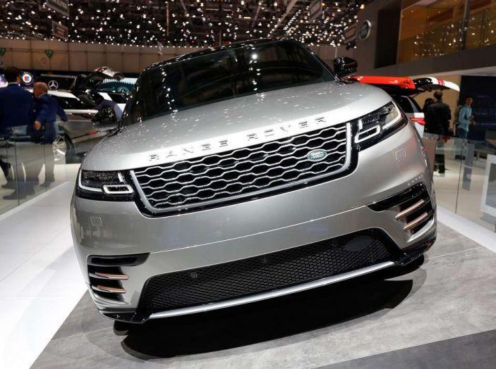 Range Rover Velar, il nuovo SUV di Land Rover - Foto 5 di 26