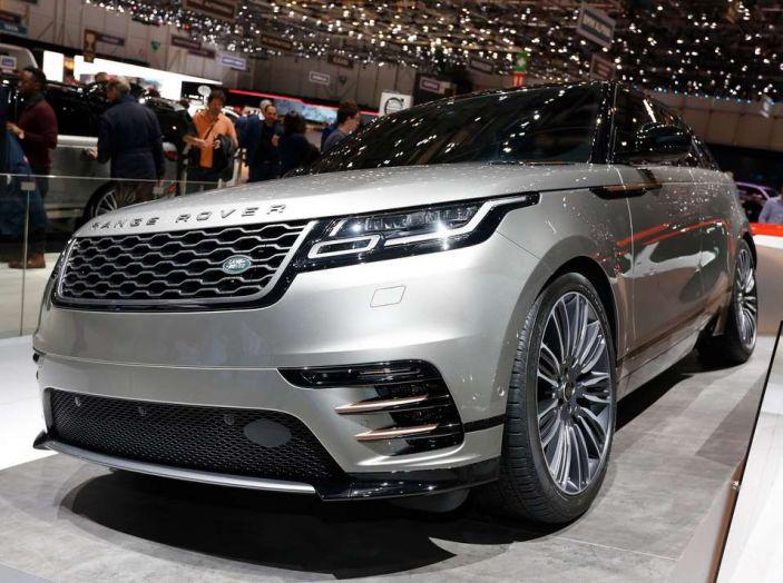 Range Rover Velar, il nuovo SUV di Land Rover - Foto 6 di 26