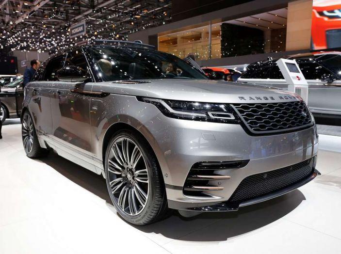 Range Rover Velar, il nuovo SUV di Land Rover - Foto 1 di 26
