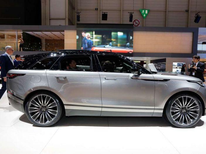 Range Rover Velar, il nuovo SUV di Land Rover - Foto 2 di 26