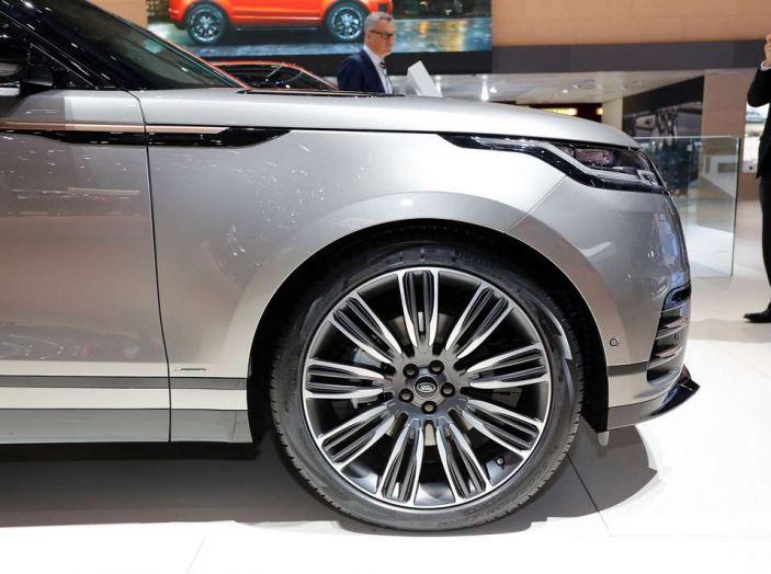 Range Rover Velar, il nuovo SUV di Land Rover - Foto 8 di 26