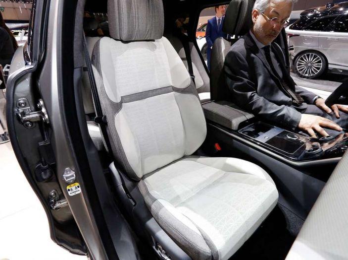Range Rover Velar, il nuovo SUV di Land Rover - Foto 12 di 26