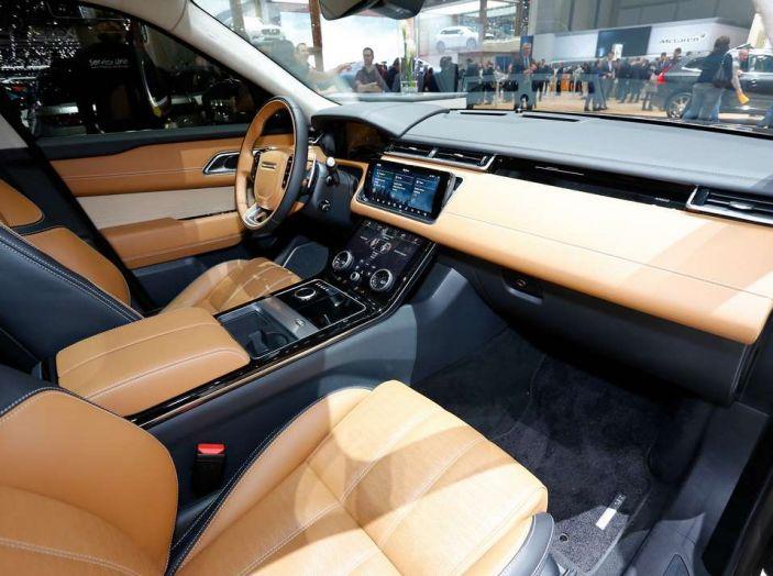 Range Rover Velar, il nuovo SUV di Land Rover - Foto 16 di 26