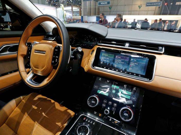 Range Rover Velar, il nuovo SUV di Land Rover - Foto 17 di 26