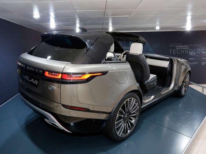 Range Rover Velar, il nuovo SUV di Land Rover - Foto 20 di 26