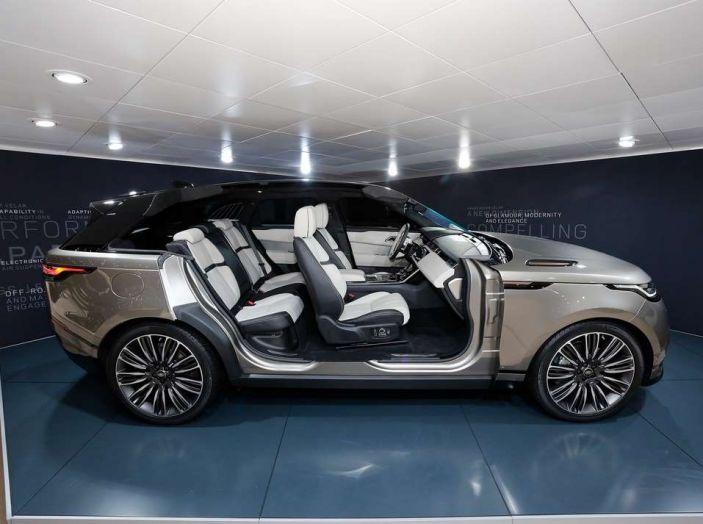 Range Rover Velar, il nuovo SUV di Land Rover - Foto 21 di 26