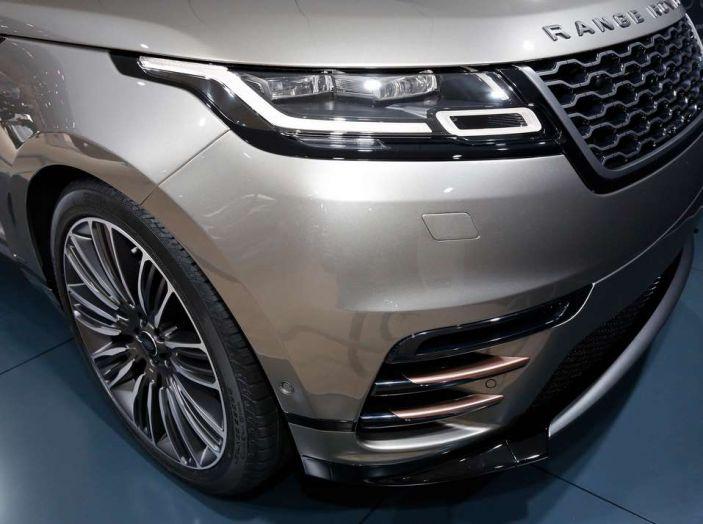 Range Rover Velar, il nuovo SUV di Land Rover - Foto 24 di 26