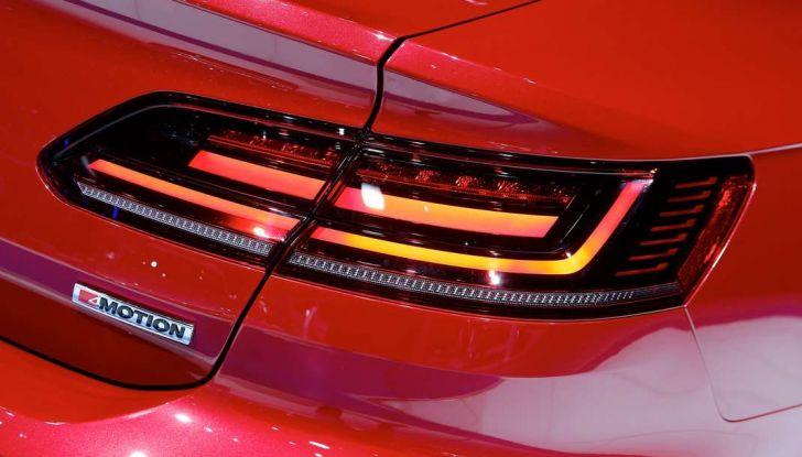 Volkswagen Arteon, la fastback che arriva da Wolfsburg - Foto 35 di 37