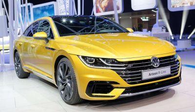 Volkswagen Arteon, la fastback che arriva da Wolfsburg