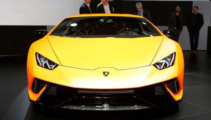 Lamborghini Huracan Performante - Foto 5 di 14