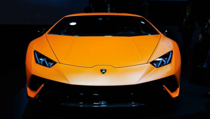 Lamborghini Huracan Performante - Foto 8 di 14