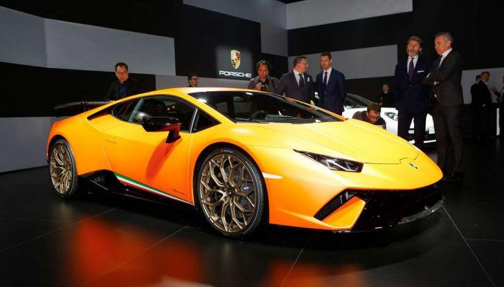 Lamborghini Huracan Performante - Foto 9 di 14