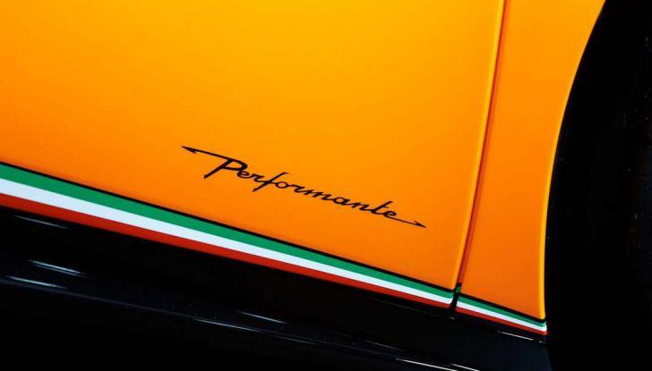 Lamborghini Huracan Performante - Foto 10 di 14