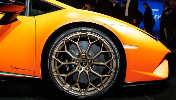 Lamborghini Huracan Performante - Foto 11 di 14