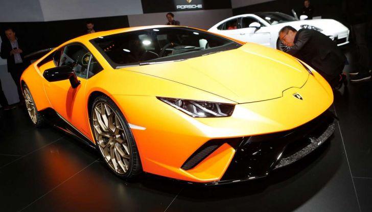 Lamborghini Huracan Performante - Foto 6 di 14