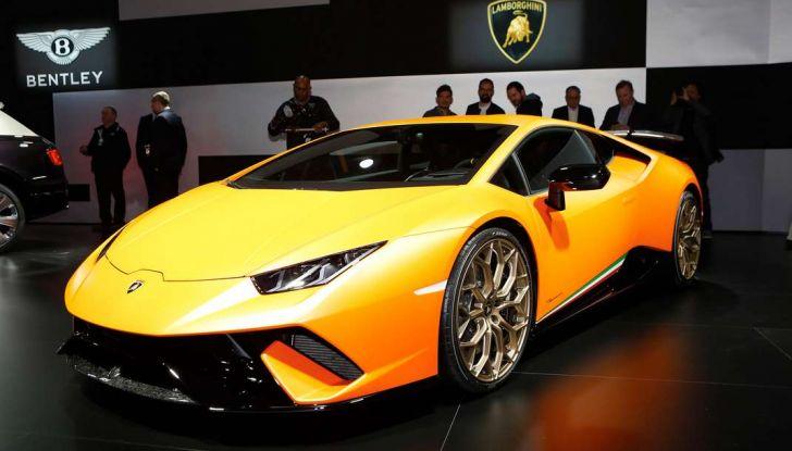 Lamborghini Huracan Performante - Foto 1 di 14