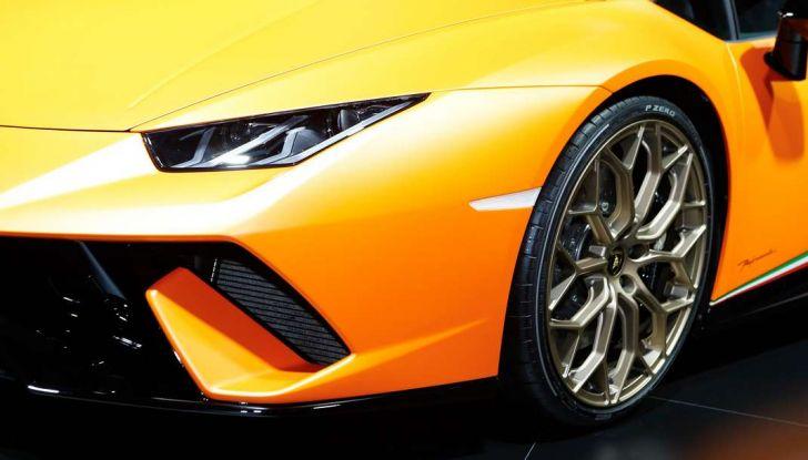 Lamborghini Huracan Performante - Foto 4 di 14
